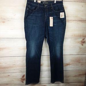 Levi's Women's Curvy Straight leg Jeans  16W M